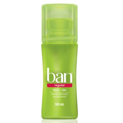 Imagem 1 do produto Desodorante Ban Roll On Regular 103ml