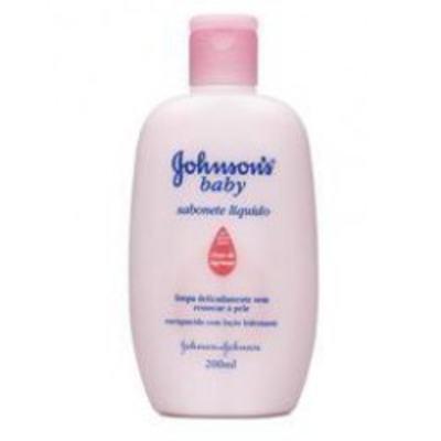Imagem 1 do produto Sabonete Líquido Johnson´s Baby Hidratante Pink 200ml