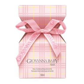 Deo Colônia Giovanna Baby - Classic | 50ml