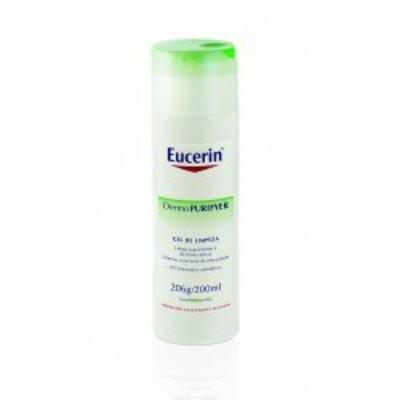 Imagem 1 do produto Gel de Limpeza Eucerin Dermopurifyer 50ml