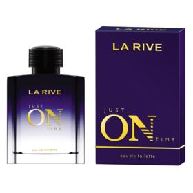 Just On Time La Rive - Perfume Masculino- Eau de Toilette - 100ml