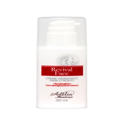 Imagem 1 do produto Revival Face 50ml - Creme Hidratante para o Rosto - 50ml