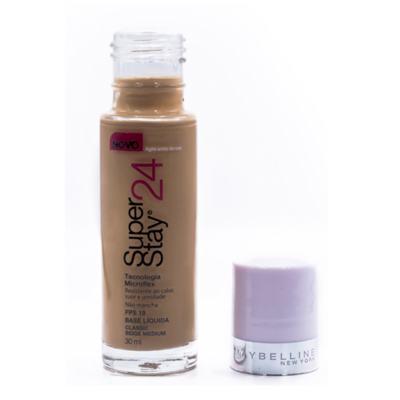 Imagem 4 do produto Super Stay 24H Maybelline - Base Facial - Classic Beige Medium