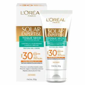 Protetor Solar Expertise Facial Toque Seco -    50g