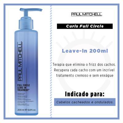 Imagem 2 do produto Paul Mitchell Curls Full Circle Treatment - Leave-In - 200ml