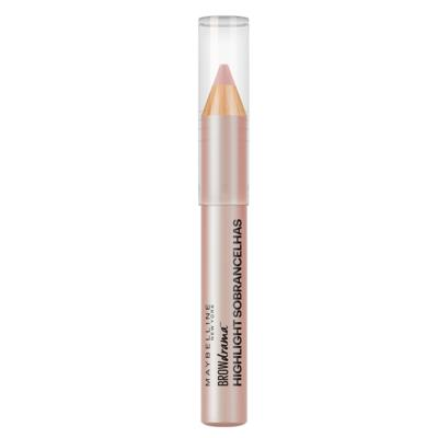 Imagem 1 do produto Lápis Iluminador para Sobrancelha Maybelline Brow Drama - Nude perolado