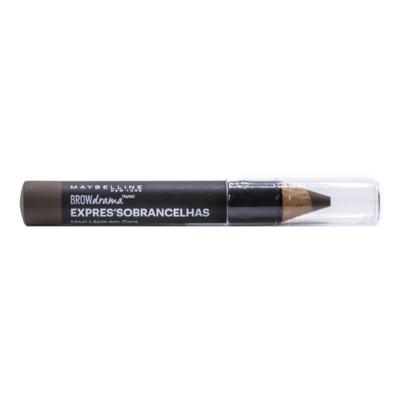 Imagem 4 do produto Brow Drama Expres'Sobrancelha Maybelline - Lápis para Sobrancelhas - Castanho Médio