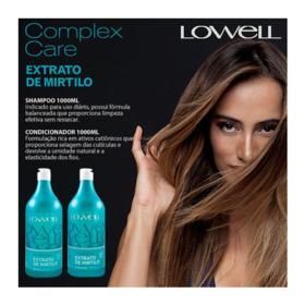 Lowell Complex Care Mirtilo - Condicionador - 1L
