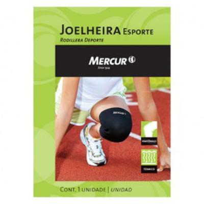 Imagem 2 do produto JOELHEIRA ESPORTE BC0035-S MERCUR - PRETO GG