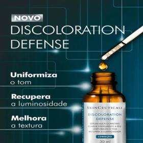 Sérum Multi-corretivo Skinceuticals - Discoloration Defense   30ml