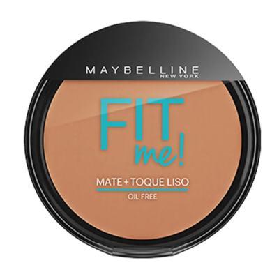 Imagem 1 do produto Fit Me! Maybelline - Pó Compacto para Peles Médias - 210 - Médio Verdadeiro