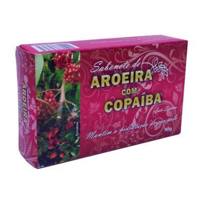 Imagem 1 do produto Sabonete em Barra de Aroeira com Copaíba 90g