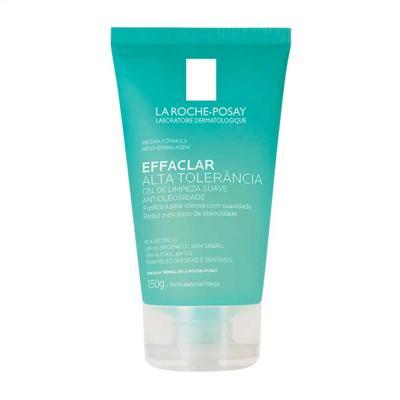Imagem 1 do produto Gel de Limpeza Facial La Roche-Posay Effaclar Alta Tolerância 150g
