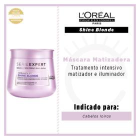 L'Oréal Professionnel Shine Blonde - Máscara Matizadora - 250g