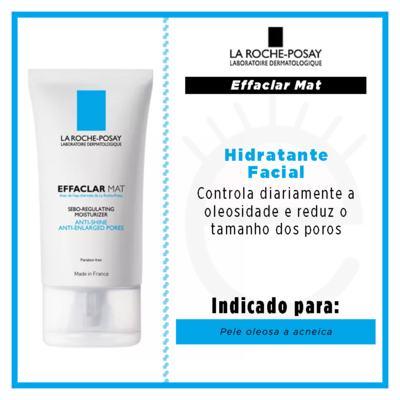 Imagem 2 do produto Effaclar Mat La Roche-Posay - Hidratante Facial - 40ml