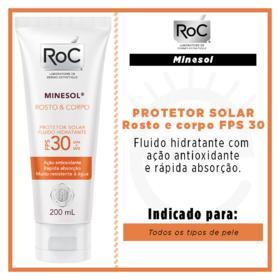Protetor Solar Neostrata Hidratante Corpo e  Rosto - Fps30   200ml