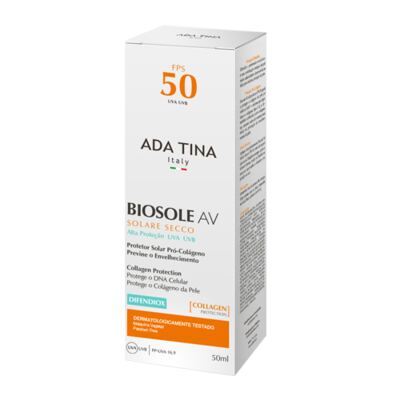 Imagem 3 do produto Biosole AV Ada Tina - Protetor Solar - 50ml