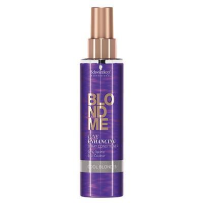 Imagem 1 do produto Schwarzkopf BlondMe Cool Blonde - Spray Condicionante - 150ml