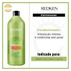 Redken Curvaceous Condicionador - Redken Curvaceous Condicionador 1000ml