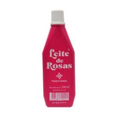 Leite De Rosas - Locao Tradicional | 100ml