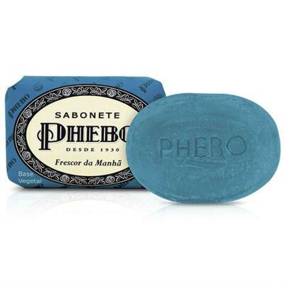Imagem 3 do produto Sabonete Líquido Phebo Odor de Rosas 250ml 2 Unidades + Sabonete Phebo Frescor da Manhã 90g