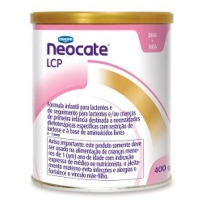 Imagem 1 do produto Fórmula Infantil Neocate LCP 400g