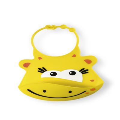 Imagem 1 do produto Babador de Silicone Silybib (Girafa) Multikids Baby - BB043