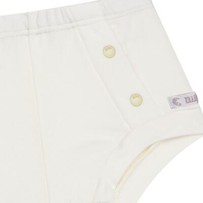 Imagem 2 do produto Cobre Fralda em algodão egípcio Marfim - Bibe - 10P02-115 TP FRALDAS CRISTAL MARFIM -P