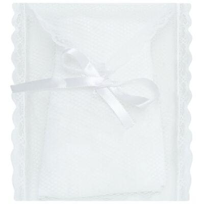 Imagem 3 do produto Meia para bebe Branca - Roana