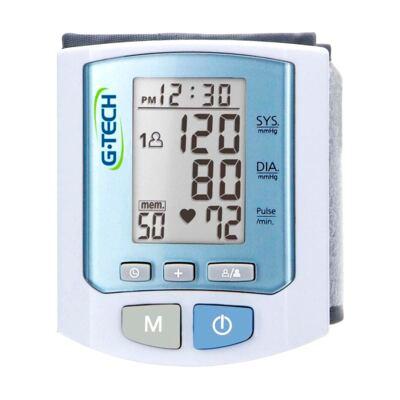 Imagem 1 do produto Aparelho de Pressão Digital De Pulso RW450 G Tech
