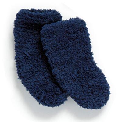 Imagem 1 do produto Meia Soquete recém-nascido Soft Azul Marinho - Puket - PK6915L-AM Meia Soquete RN Soft Azul Marinho-5/8