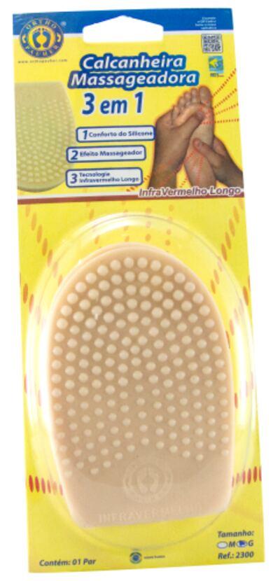 Imagem 3 do produto Calcanheira Massageadora 2300 Ortho Pauher - M