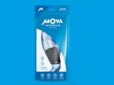 Imagem 2 do produto Coxal Preto Mova - Preta P