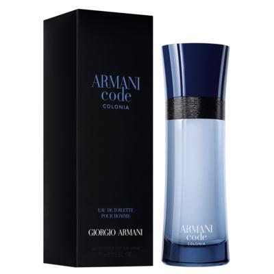 Imagem 1 do produto Armani Code Colonia Masculino - 125 ml