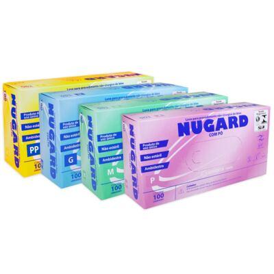 Imagem 1 do produto Luva de Procedimento de Látex Nugard - M