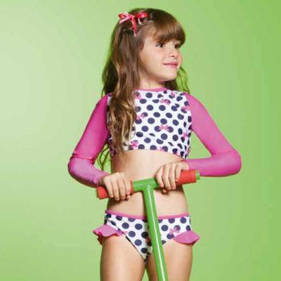 Imagem 4 do produto Conjunto Cropped infantil Navy - Puket