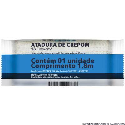 Imagem 1 do produto Atadura de Crepom 13F Neve