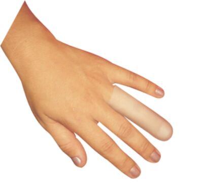 Imagem 1 do produto DEDEIRA SKINGEL SEM MALHA SG 103 ORTHO PAUHER - P