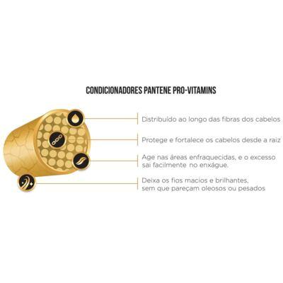 Imagem 5 do produto Máscara Fortalecedora Restauração Intensiva Pantene - 300ml