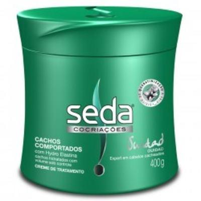 Imagem 1 do produto Creme de Tratamento Seda Cachos Comportados 400gr