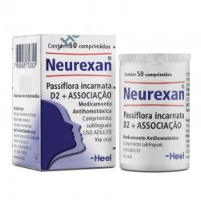 Neurexan - 50 comprimidos sublinguais