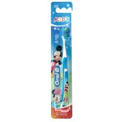 Imagem 1 do produto Escova de Dente Oral-B Mickey Macia