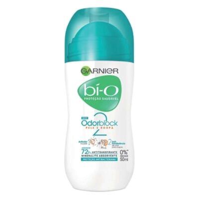 Imagem 1 do produto Kit Desodorante Bio Rollon Pele mais Roupa Feminina 50ml