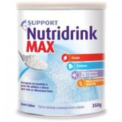 Imagem 1 do produto Nutridrink Max Sem Sabor 700g