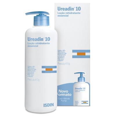 Imagem 1 do produto Loção Hidratante Isdin Ureadin 10% de Uréia 410g