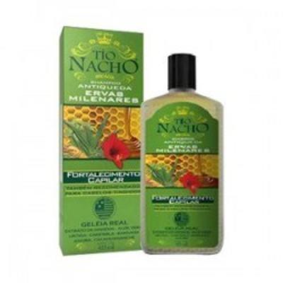 Imagem 1 do produto Shampoo Tio Nacho Ervas Milenares