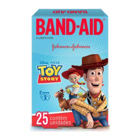 Curativo Band-Aid - Toy Story | 25 unidades