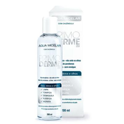 Imagem 1 do produto Água Micelar Primoderme Calêndula 200ml