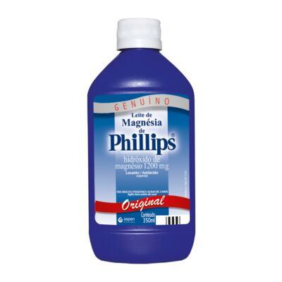 Imagem 1 do produto Leite de Magnésia Phillips 350ml