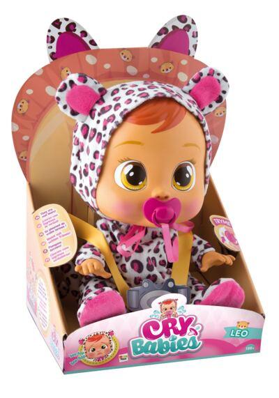 Imagem 3 do produto Boneca Cry Babies Leo - BR526